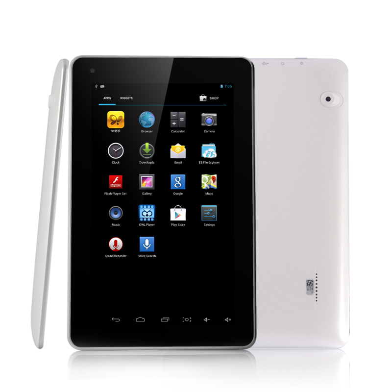 7 Inch Android 4.2 Tablet PC - Agent produktbilde