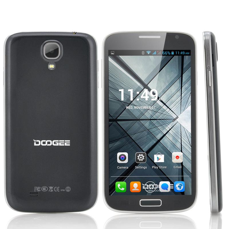 DOOGEE Voyager DG300 Android IPS Phone (BL) produktbilde