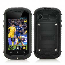 Mini Nano Rugged Mobile Phone (Black) produktbilde