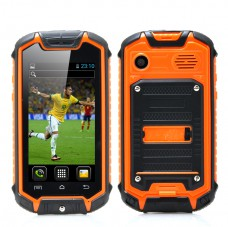 Mini Nano Rugged Mobile Phone (Orange) produktbilde