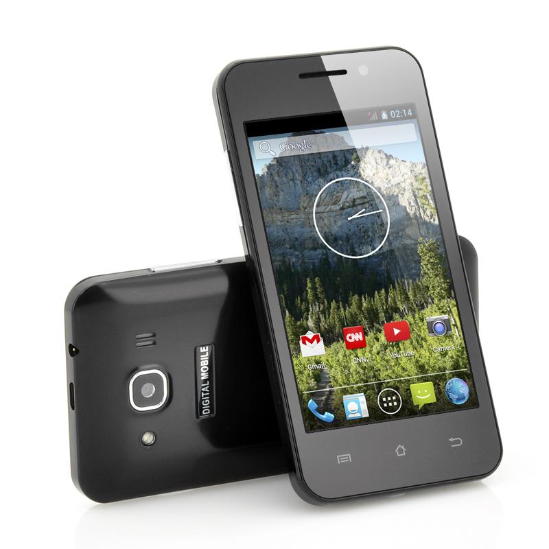4 Inch IPS Screen Budget Phone - Echo (B) produktbilde