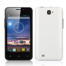 4 Inch Android 4.2 Smartphone 'Tegu' (White) produktbilde