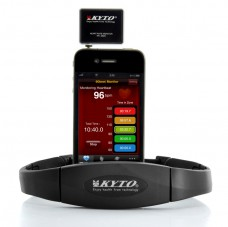 Android & iPhone Heart Rate Monitor - Kyto produktbilde