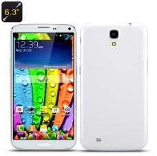 Hiro W9205+ Smartphone (White) produktbilde