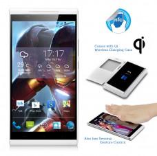KingZone K1 Turbo Phone (White) produktbilde