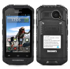 4 Inch Rugged Android Smartphone (Black) produktbilde