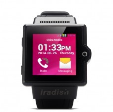 iradish i6 Android Watch Phone (Black) produktbilde