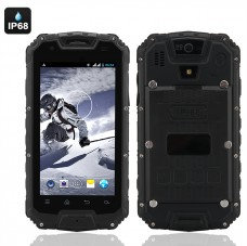 3G Rugged Smartphone 'Apex'  (Black) produktbilde