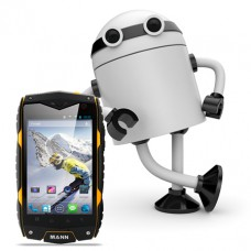 "4"" Android Mobiltelefon"