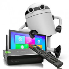 Android TV Boks