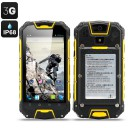 Snopow M9 Rugged Smartphone (Yellow) produktbilde