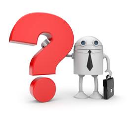 Androidbutikken FAQ