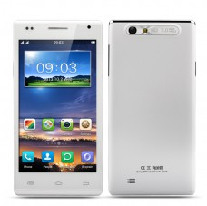 Android 4.2 Quad Core Smartphone (White) produktbilde