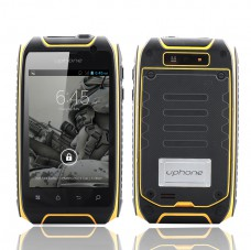 Uphone U5+ IP67 Smartphone (Yellow) produktbilde
