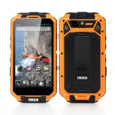 iMAN i3-N Rugged Smartphone (Orange) produktbilde