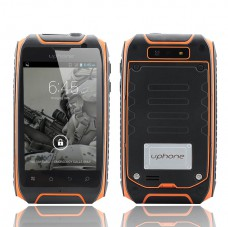 Uphone U5+ IP67 Smartphone (Orange) produktbilde
