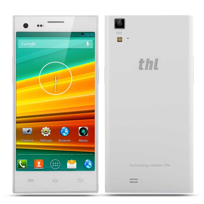 thl T11 True Octa-Core Smartphone (White) produktbilde