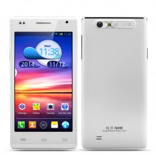 4.5 Inch Android Smartphone 'Tutuila' (White) produktbilde