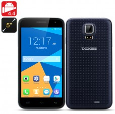 DOOGEE VOYAGER 2 DG310 Phone (Black) produktbilde