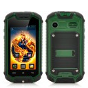 Mini Nano Rugged Mobile Phone (Green) produktbilde