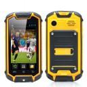 Mini Nano Rugged Mobile Phone (Yellow) produktbilde