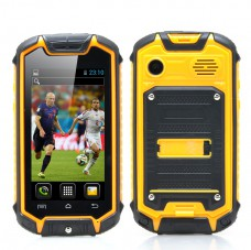 Mini Nano Rugged Mobile Phone (Yellow) produktbilde