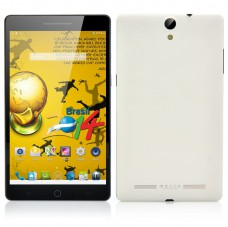 7 Inch Octa Core Android 4.4 Phablet (White) produktbilde
