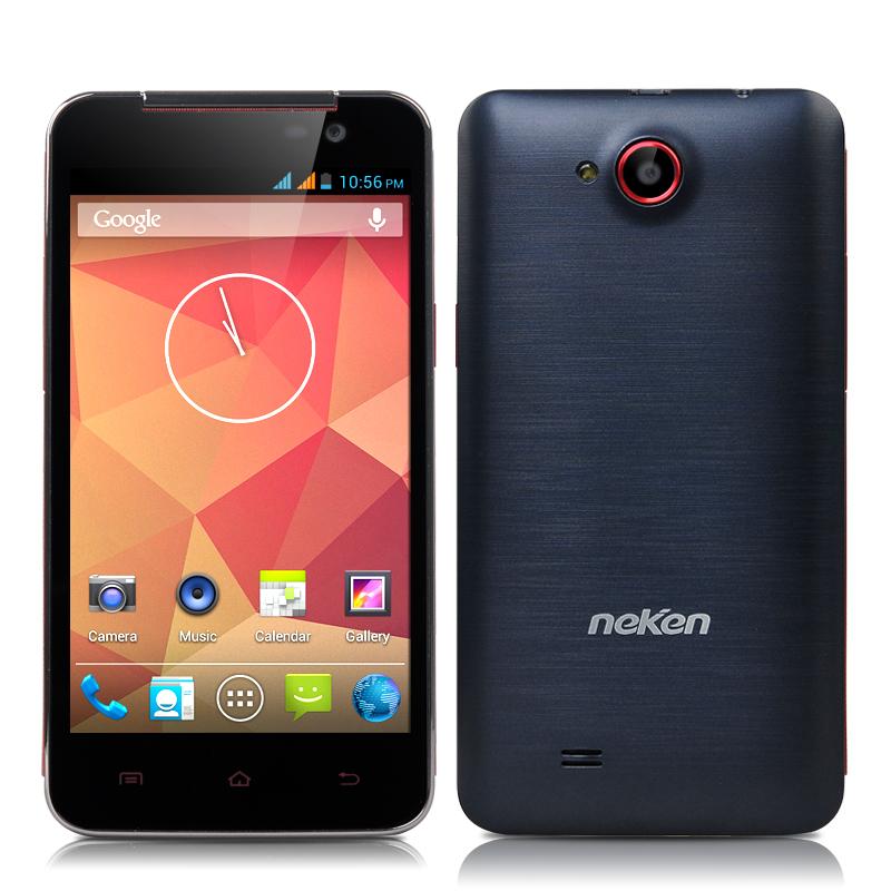 Neken N5 Android 4.2 Smartphone (Black) produktbilde