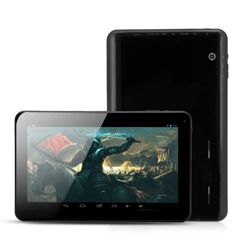 10.1 Inch Android Tablet - Warlord produktbilde
