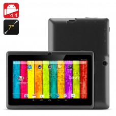 7 Inch Android 4.4 Tablet PC (Black) produktbilde