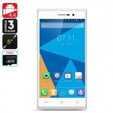 DOOGEE TURBO2 DG900 Phone (White) produktbilde