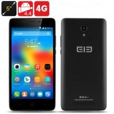 Elephone P6000 4G Smartphone (Black) produktbilde