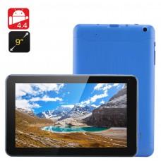 9 Inch Android 4.4 Tablet 'Iota' (Blue) produktbilde