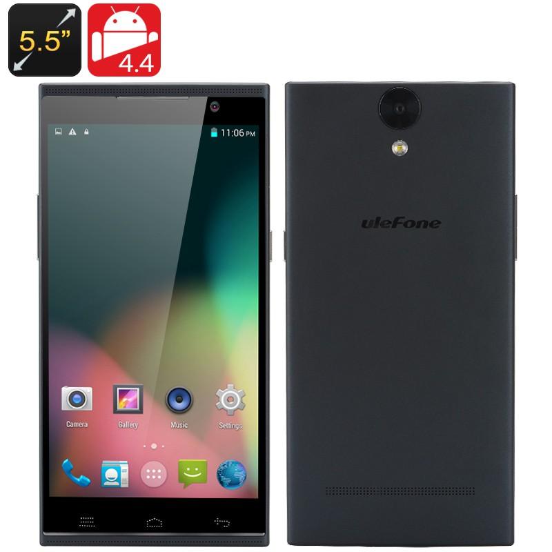 Ulefone Be One Smartphone (Black) produktbilde