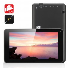 7 Inch Android 4.4 Tablet 'Eta' (Black) produktbilde