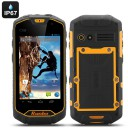 Runbo Q5 S Rugged Smartphone 8GB (Yellow) produktbilde