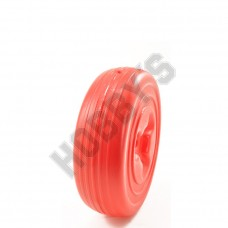 Red Blow Moulded Wheel