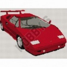 Lamborgini Countach Plan
