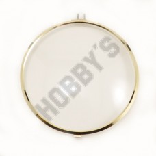 Glass Bezel - 130Mm